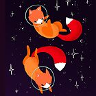 Space Foxes by Emma Meijer