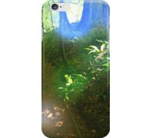 Helios Path.Stackpole,Pembrokeshire iPhone Case/Skin