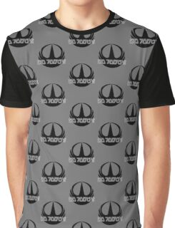 Space ship Graphic T-Shirt