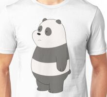 We BAre Bears Panda Unisex T-Shirt