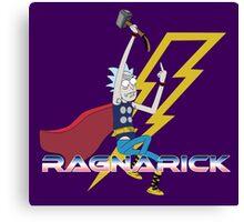Ragnarick! Canvas Print