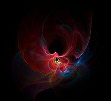 Fractal - 33 colorful by Henrik Lehnerer