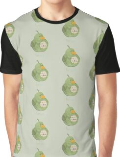 Pearnguin Graphic T-Shirt