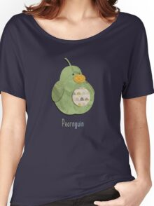Pearnguin Women's Relaxed Fit T-Shirt