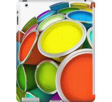 Color Life iPad Case/Skin