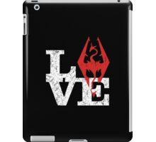 Skyrim Love iPad Case/Skin