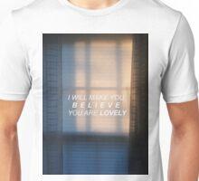 twenty one pilots lovely lyrics Unisex T-Shirt