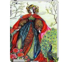 SUMMER QUEEN ; Vintage Fairy Tale Print iPad Case/Skin