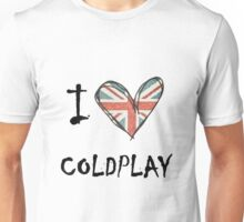 cold play 1 Unisex T-Shirt