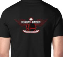 Super Smash Bros. Canadian Division Unisex T-Shirt