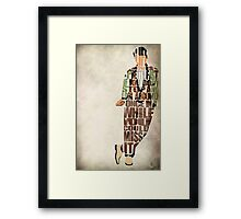 Ferris Bueller Framed Print