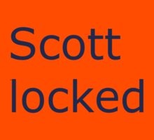 I am scottlocked Kids Clothes
