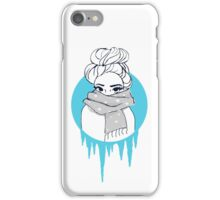 Baby it's cold outsidee iPhone Case/Skin