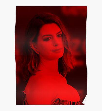 Anne Hathaway - Celebrity Poster