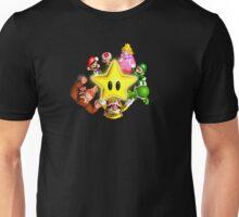 Mario Party Group Shot Unisex T-Shirt