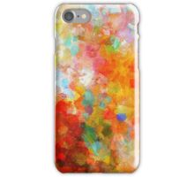 Dreamy Abstract Painting iPhone Case/Skin