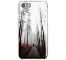the forrest  iPhone Case/Skin