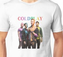 cold play 3 Unisex T-Shirt