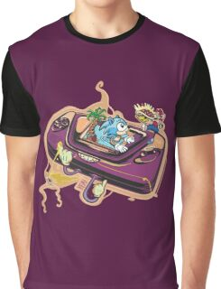 Sega Game Gear Having Fun Graphic T-Shirt