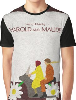 Harold and Maude Graphic T-Shirt