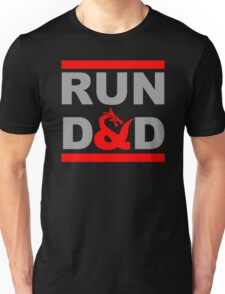 Run Dragon Fun Unisex T-Shirt