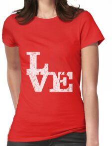 Skyrim Love Womens Fitted T-Shirt