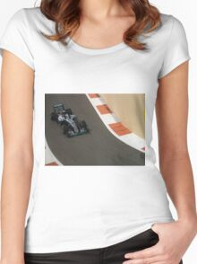 Lewis Hamilton Formula 1 Women's Fitted Scoop T-Shirt