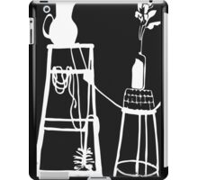 Vase & flower iPad Case/Skin