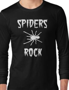 Spider Funny Long Sleeve T-Shirt