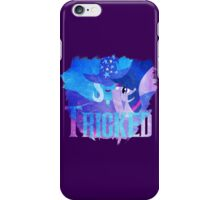 Trick-ed iPhone Case/Skin