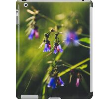 Valley Bluebells iPad Case/Skin