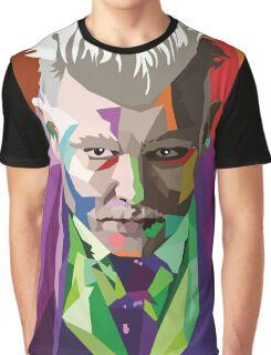 Gellert Grindelwald Graphic T-Shirt