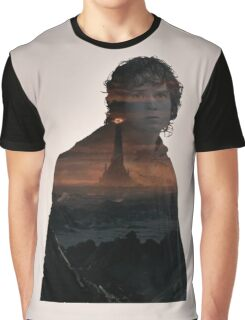 Though... I do not know the way.  Graphic T-Shirt