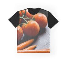 Fruit and vege Graphic T-Shirt
