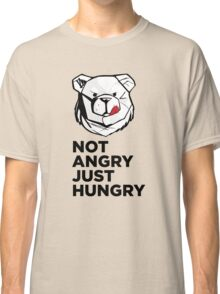 ROBUST Not angry just hungry Classic T-Shirt