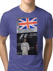 Lewis Hamilton Formula 1 Tri-blend T-Shirt