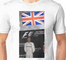 Lewis Hamilton Formula 1 Unisex T-Shirt