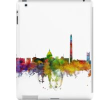 Washington DC Skyline iPad Case/Skin