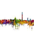 « Washington DC Skyline » par Michael Tompsett