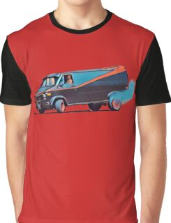 A-team Van Graphic T-Shirt