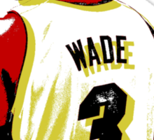 WADE Stencil Design Sticker