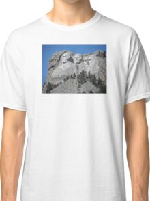 USA: Mt Rushmore, S. Dakota Classic T-Shirt