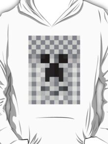 Cute Face Pixelate T-Shirt