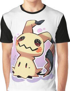Mimikyu Pokémon Sol y Luna / Mimikyu Pokemon Sun and Moon Graphic T-Shirt