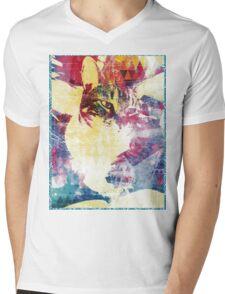 Kiki Elvira Mens V-Neck T-Shirt