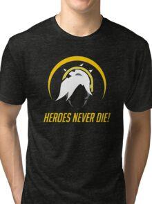 OVERWATCH MECRY Tri-blend T-Shirt