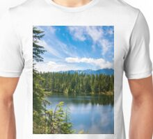 Echo Lake, Revelstoke Unisex T-Shirt