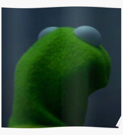 me to me Kermit Poster