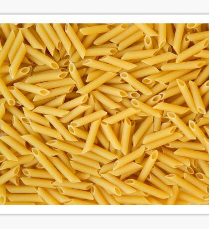 Raw penne pasta Sticker