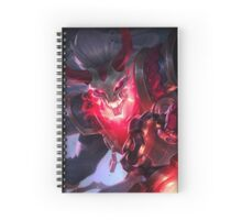 Thresh - League Of Legends Spiral Notebook